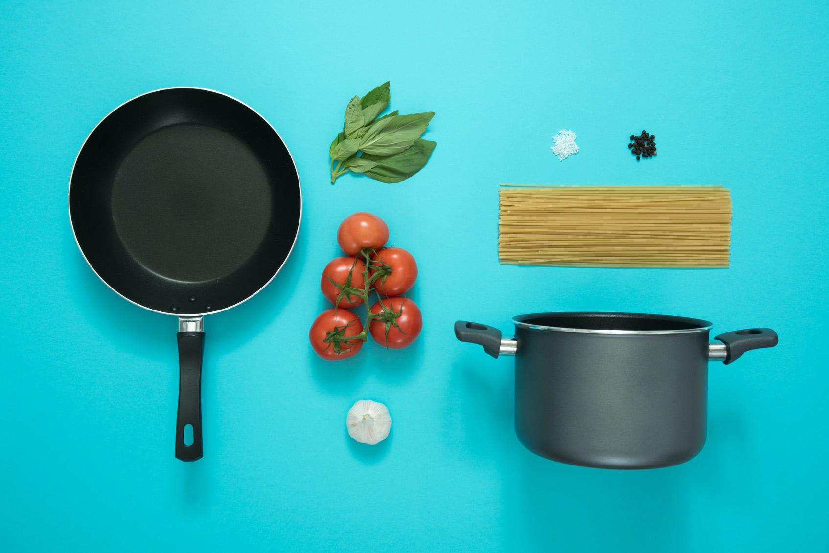 как научиться готовить с нуля