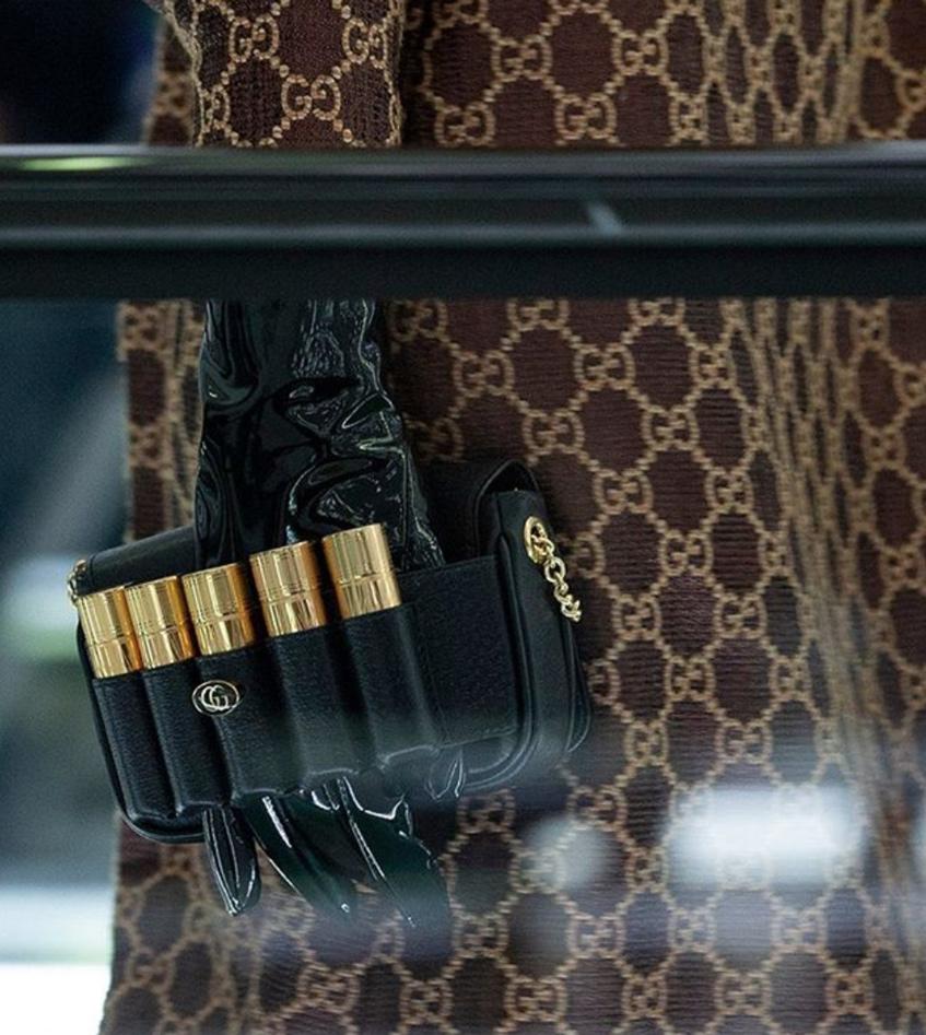 мини-сумка Gucci