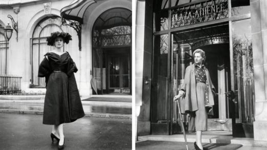 Первый бутик Dior рядом с Plaza Athenee
