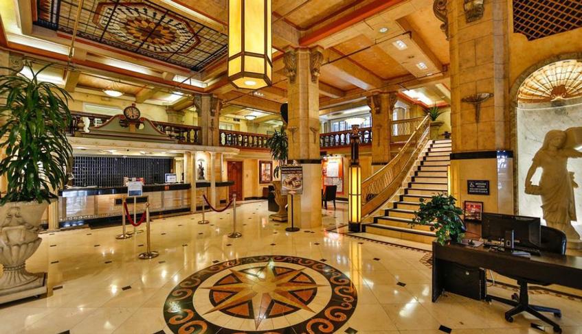 история отеля Cecil