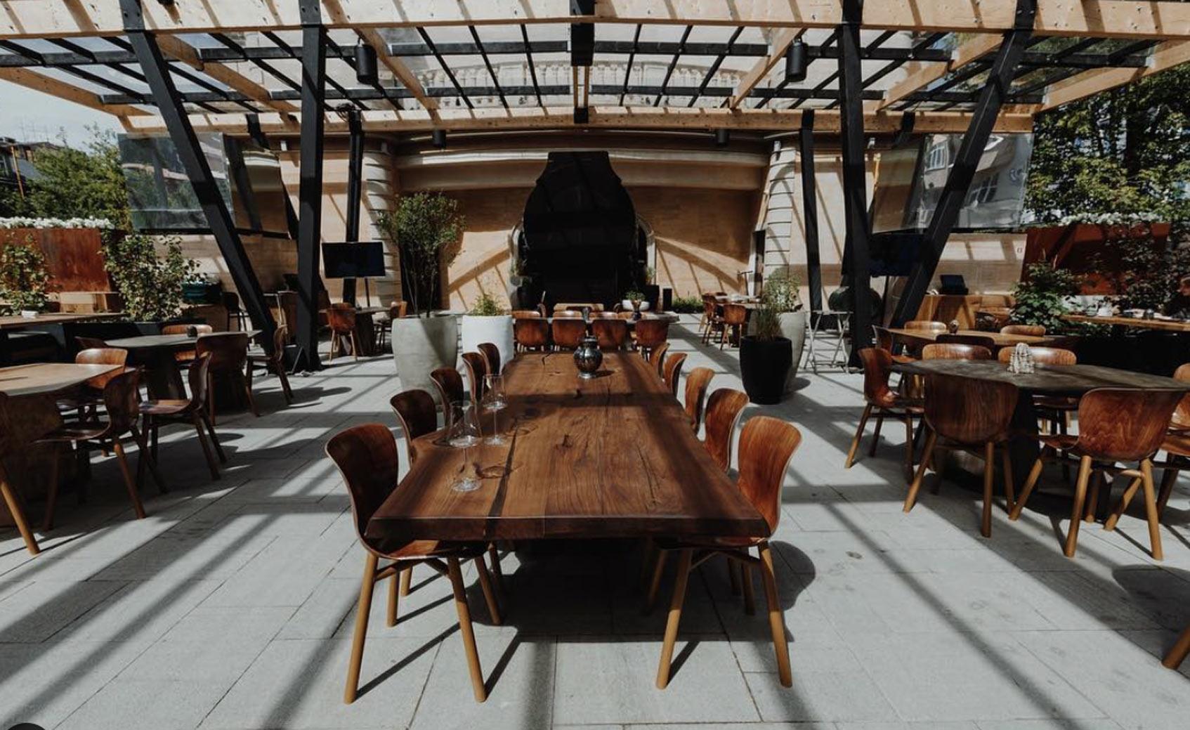 рестораны 2020