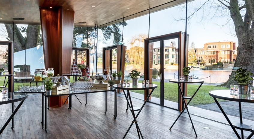 Hilton в Амстердаме