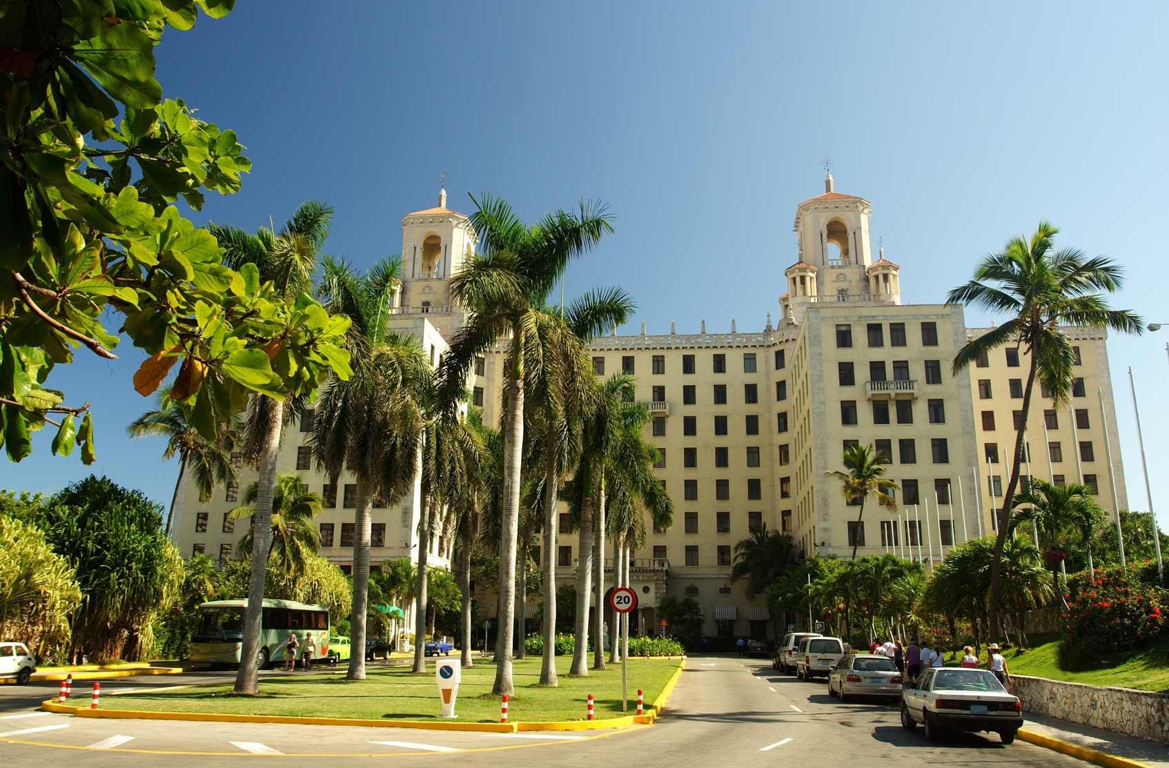 отель на Кубе с необычной историей