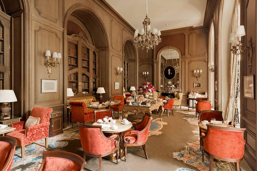 отель ritz paris