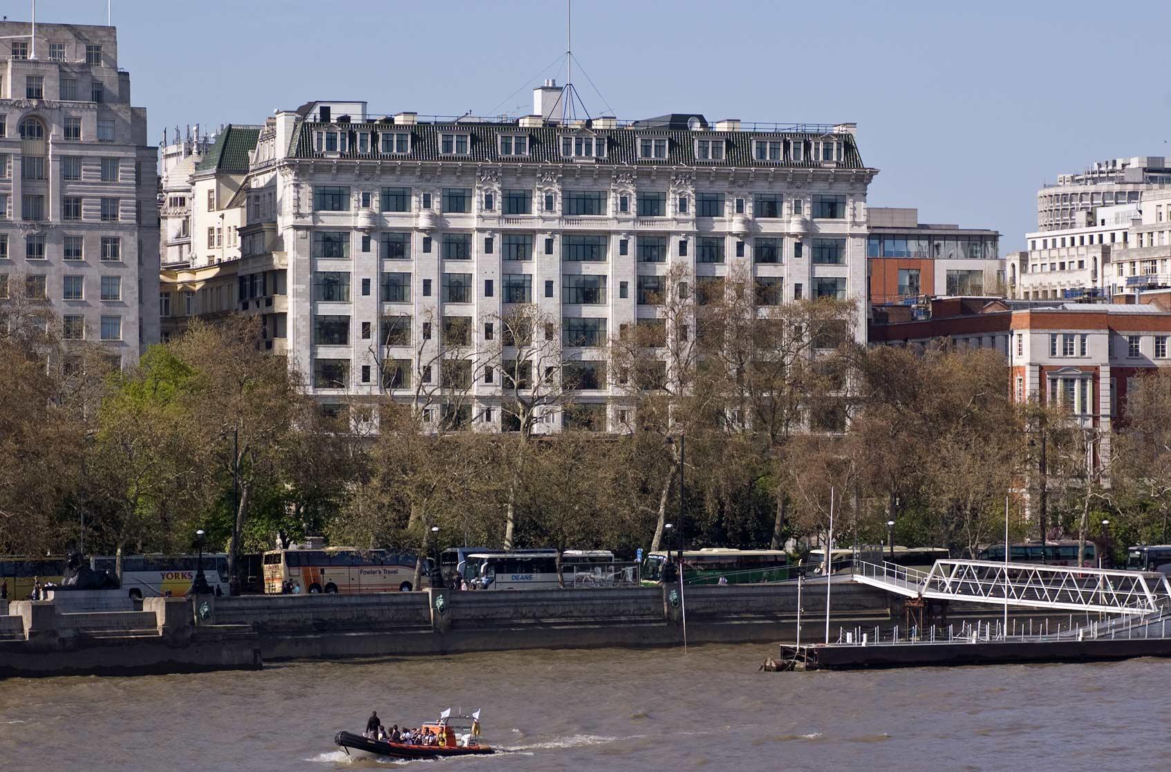 отель, в котором жил Клод Моне