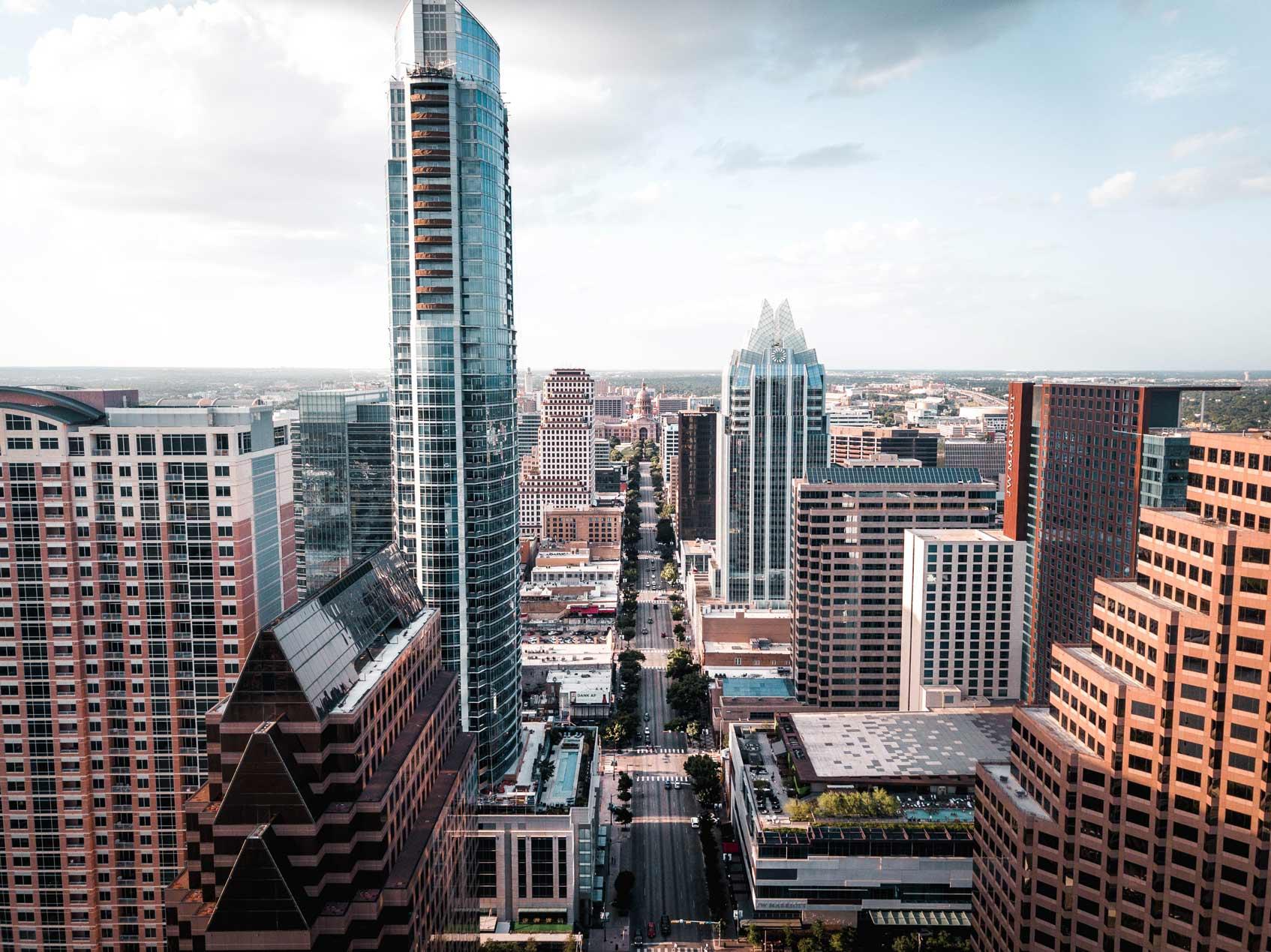 Остин США лучший город для фриланса