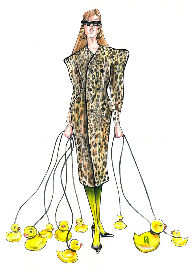 Balenciaga что надеть на прогулку