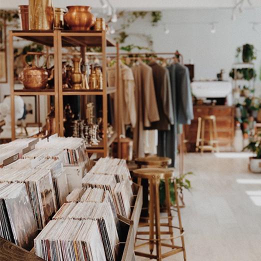 Home&Vintage даниловский рынок винтажный магазин