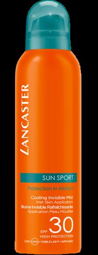 Lancaster sun sport cooling солнцезащитное средство санскрин
