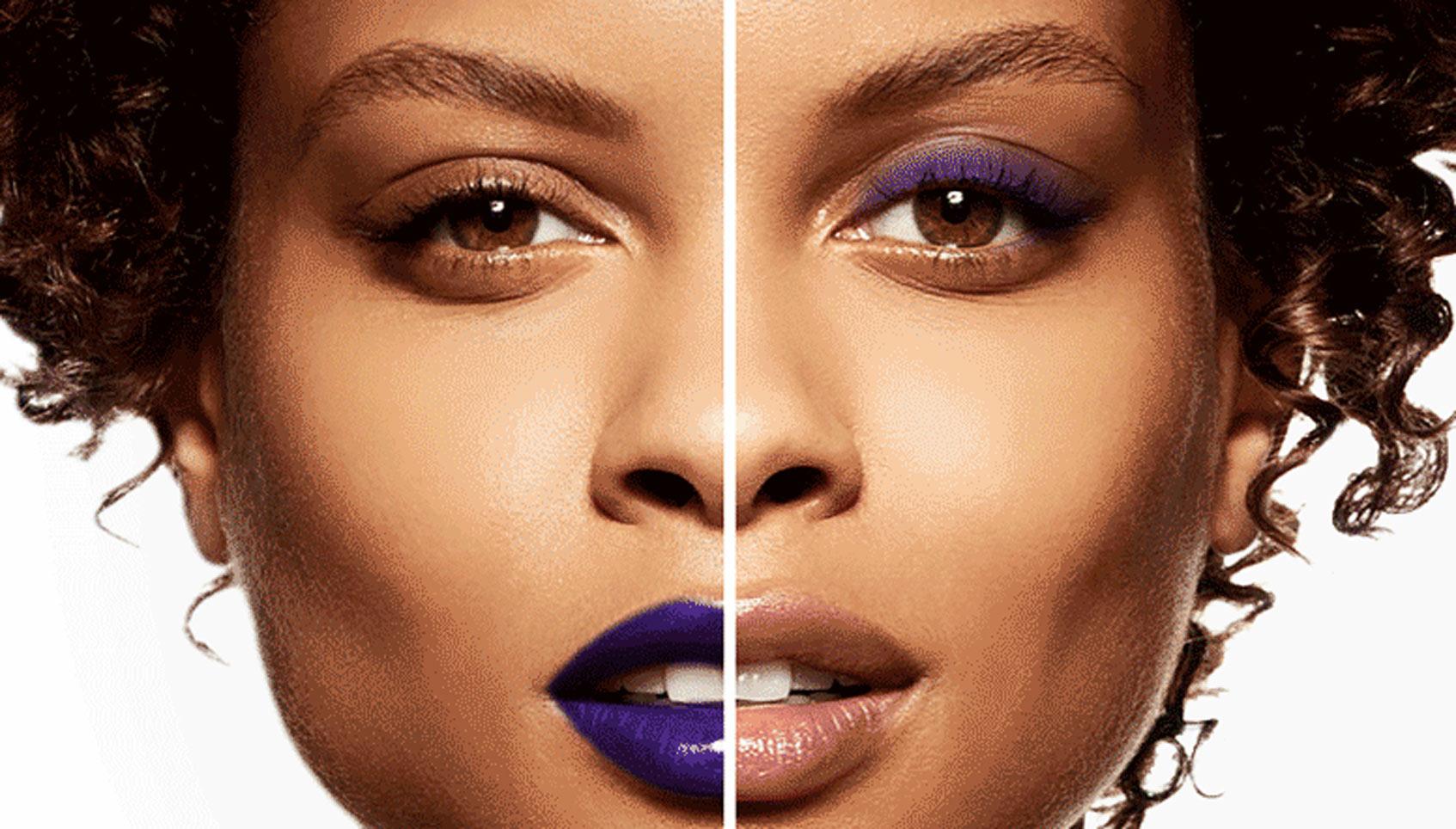 виртуальная примерочная макияжа