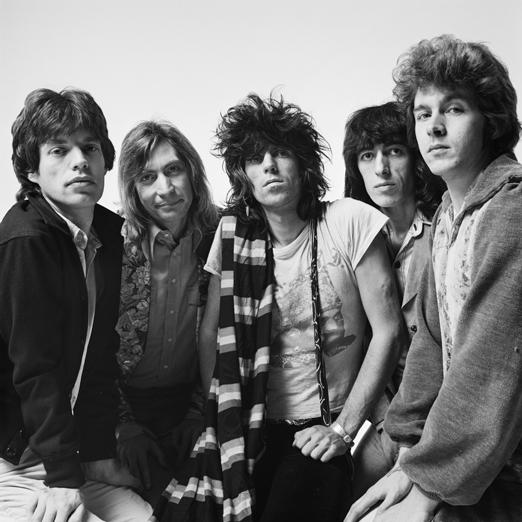 The Rolling Stones Scarlet новый сингл
