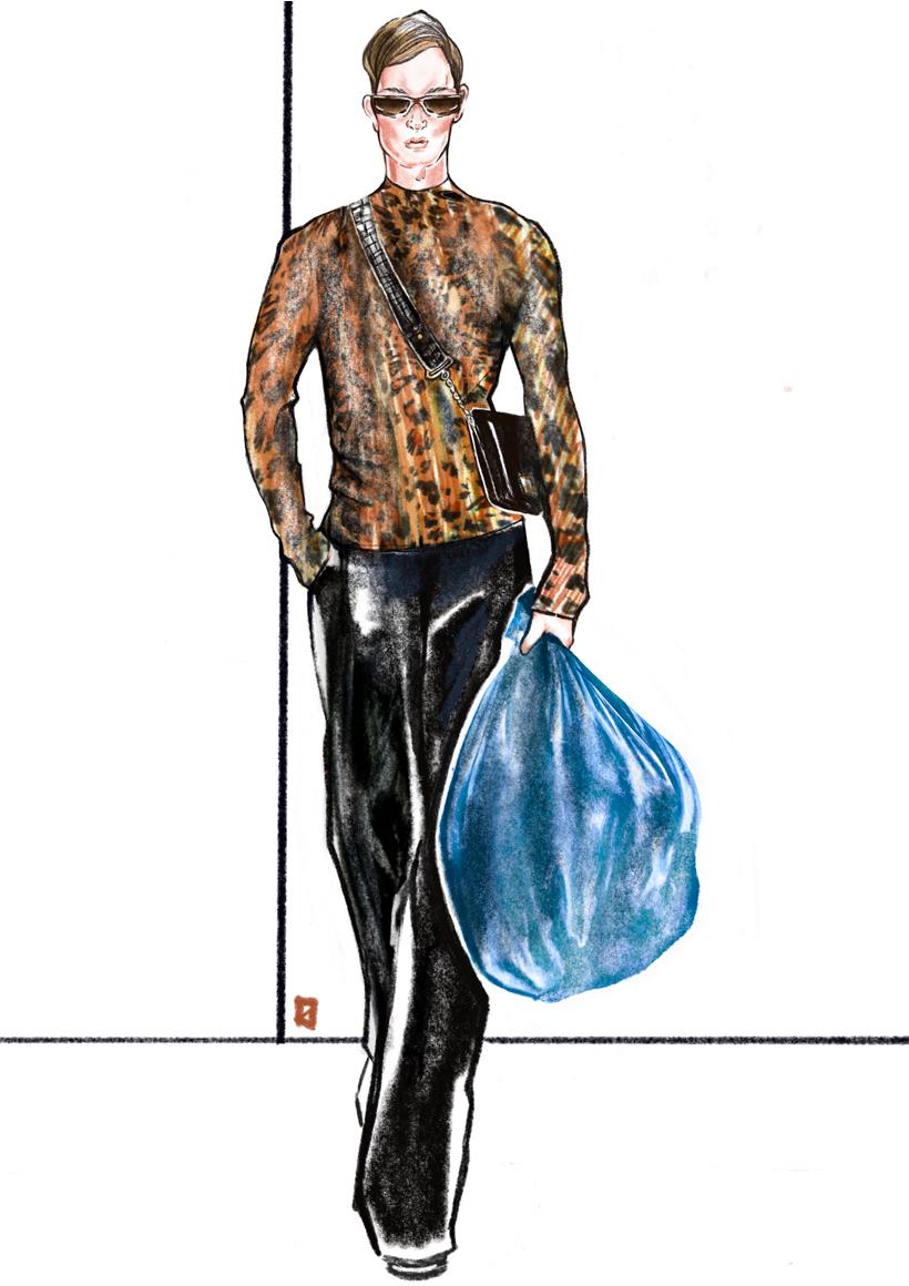 Versace что надеть