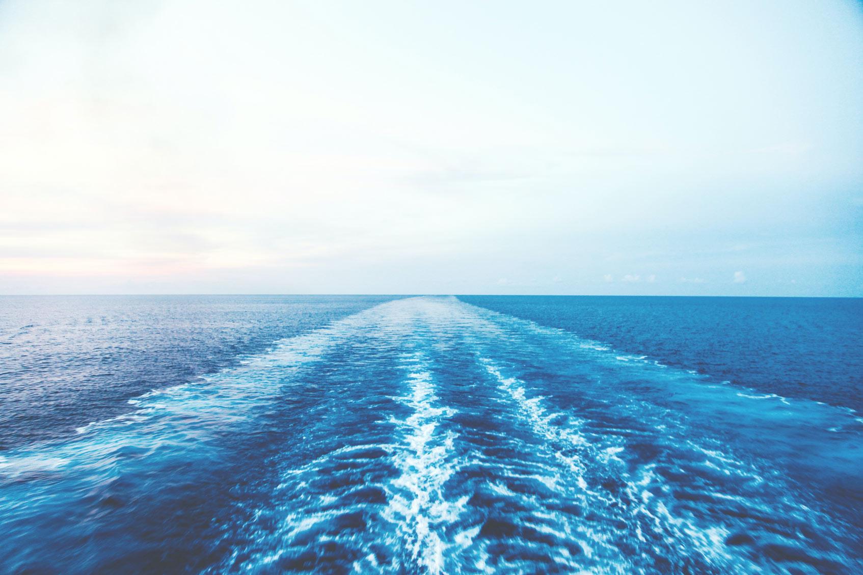 речные круизы по морю
