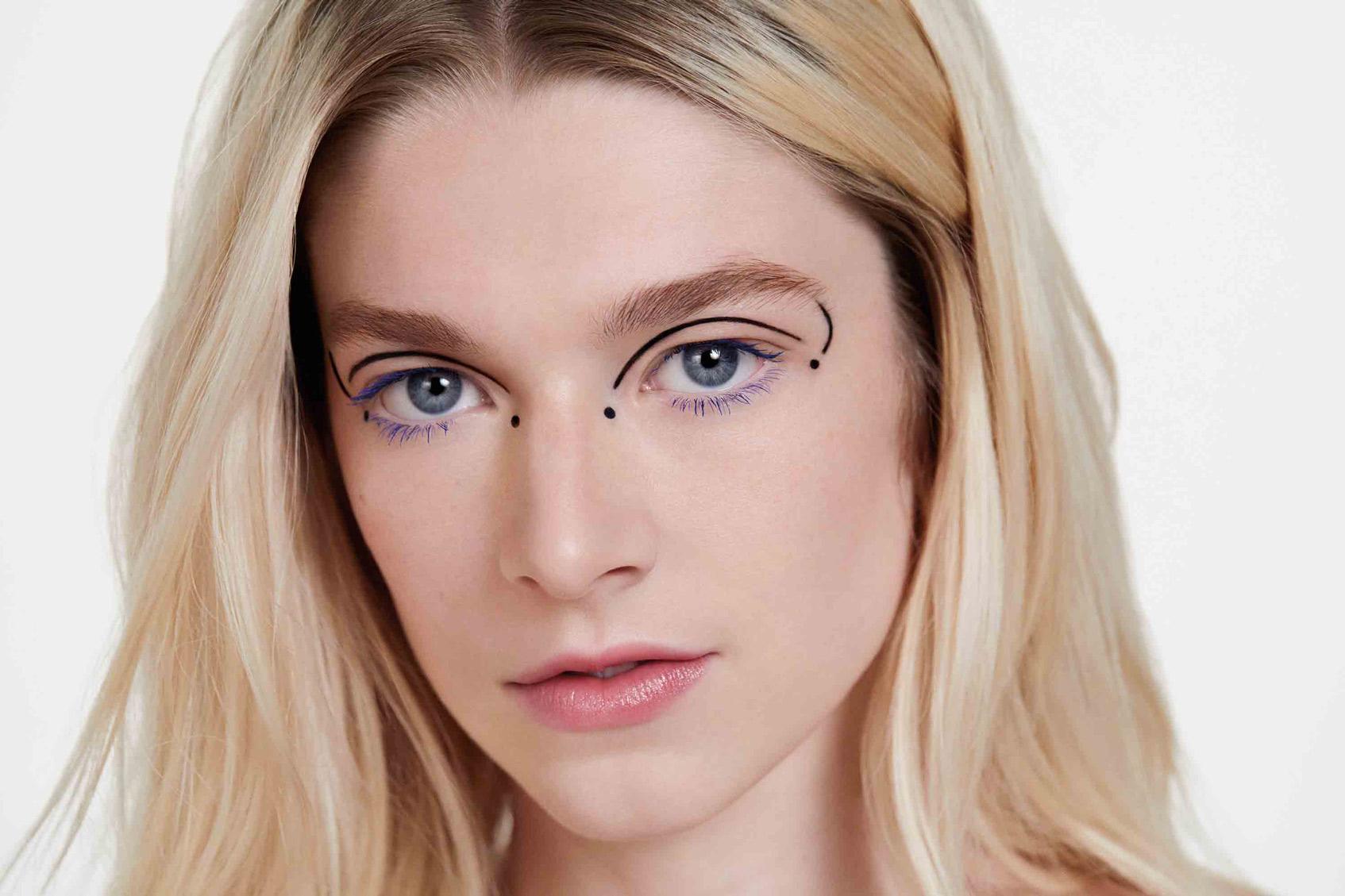 Хантер Шафер стала новым амбассадором shiseido