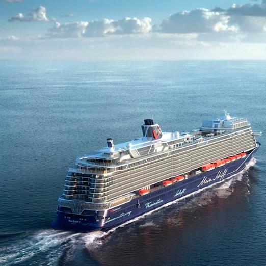 морские круизы tui cruises