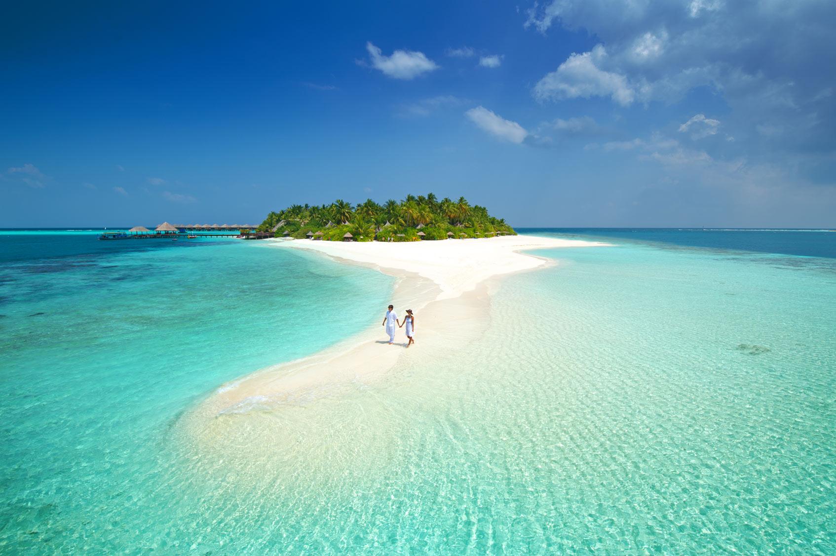 аренда острова на мальдивах