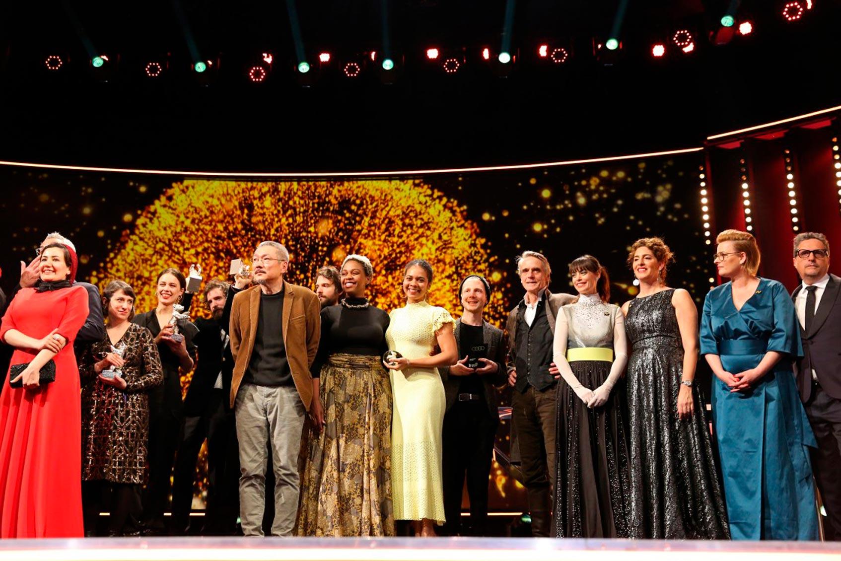 берлинский кинофестиваль отказался от гендерных номинаций