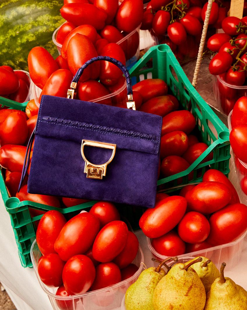 arlettis coccinelle сумка