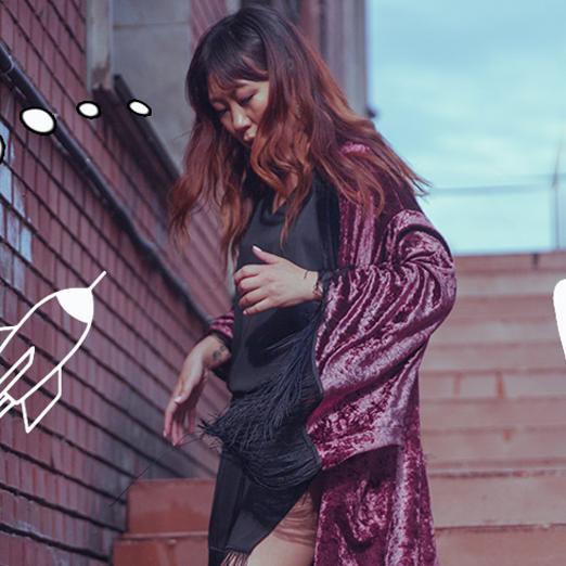 как носить халат в стиле бохо с бахромой