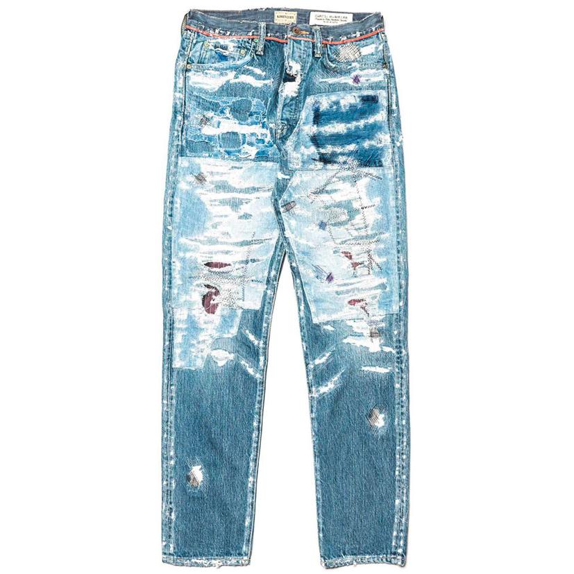 джинсы kapital