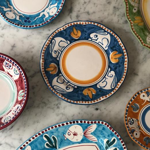 коллекция керамической посуды софи мешали
