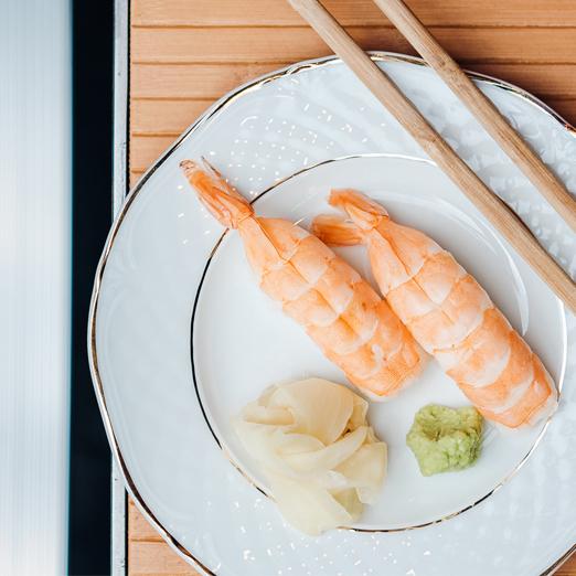 русалочка суши