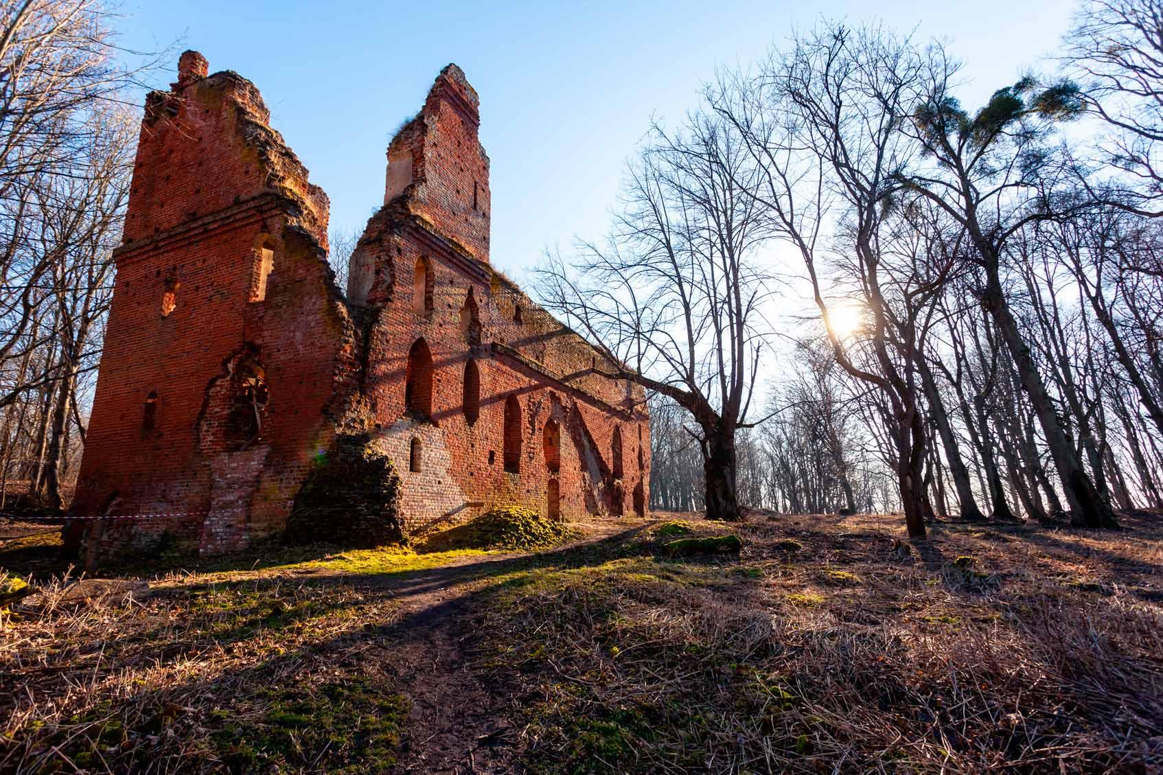 замок Бранденбург калининградская область