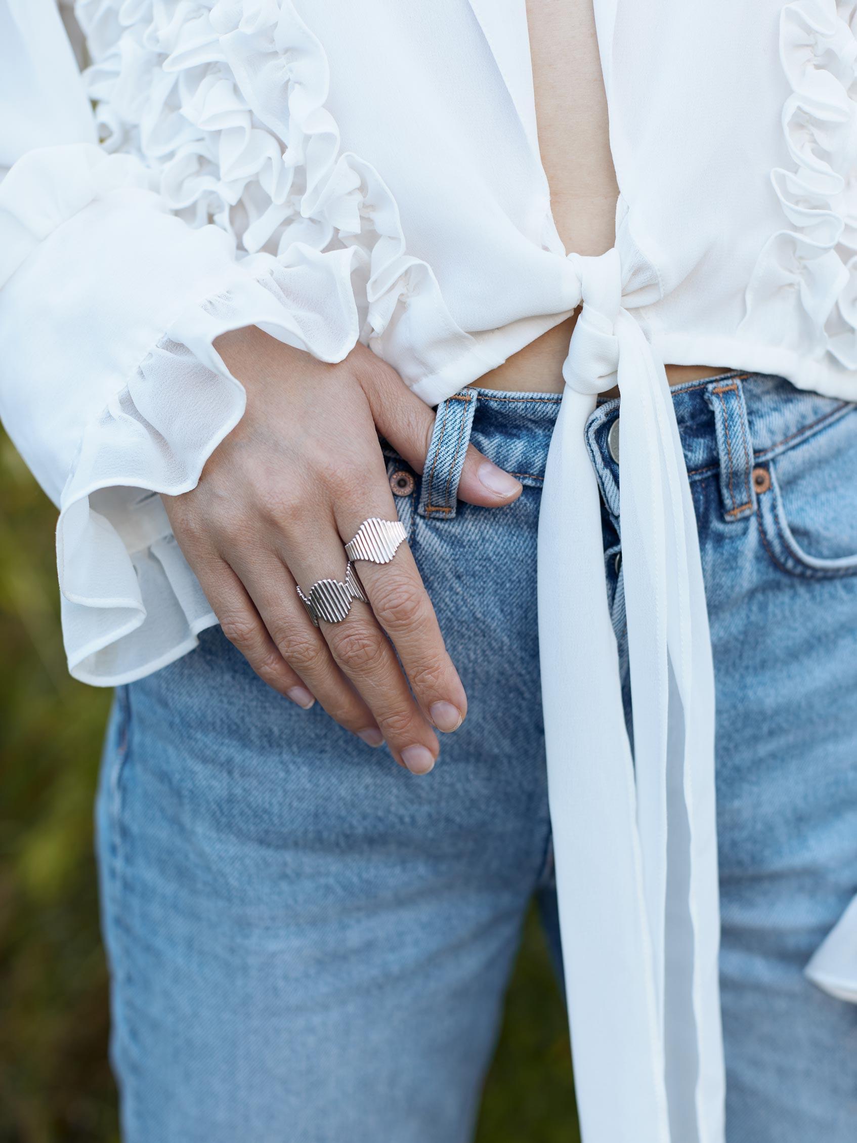 кольца бренда форма & содержание