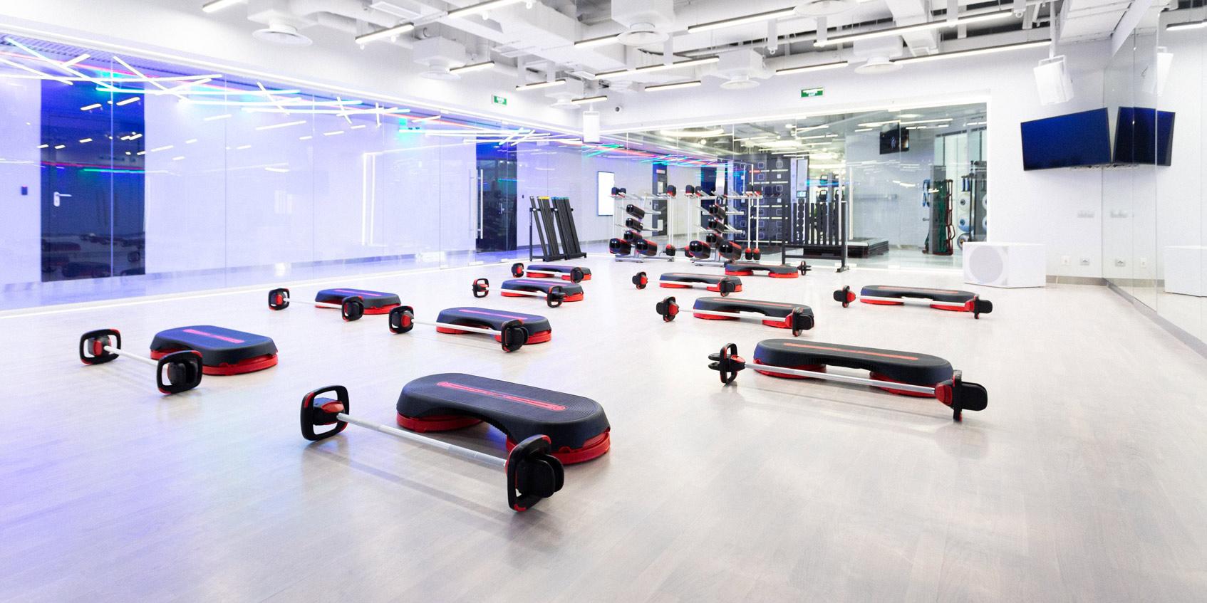 тимати открыл фитнес клуб