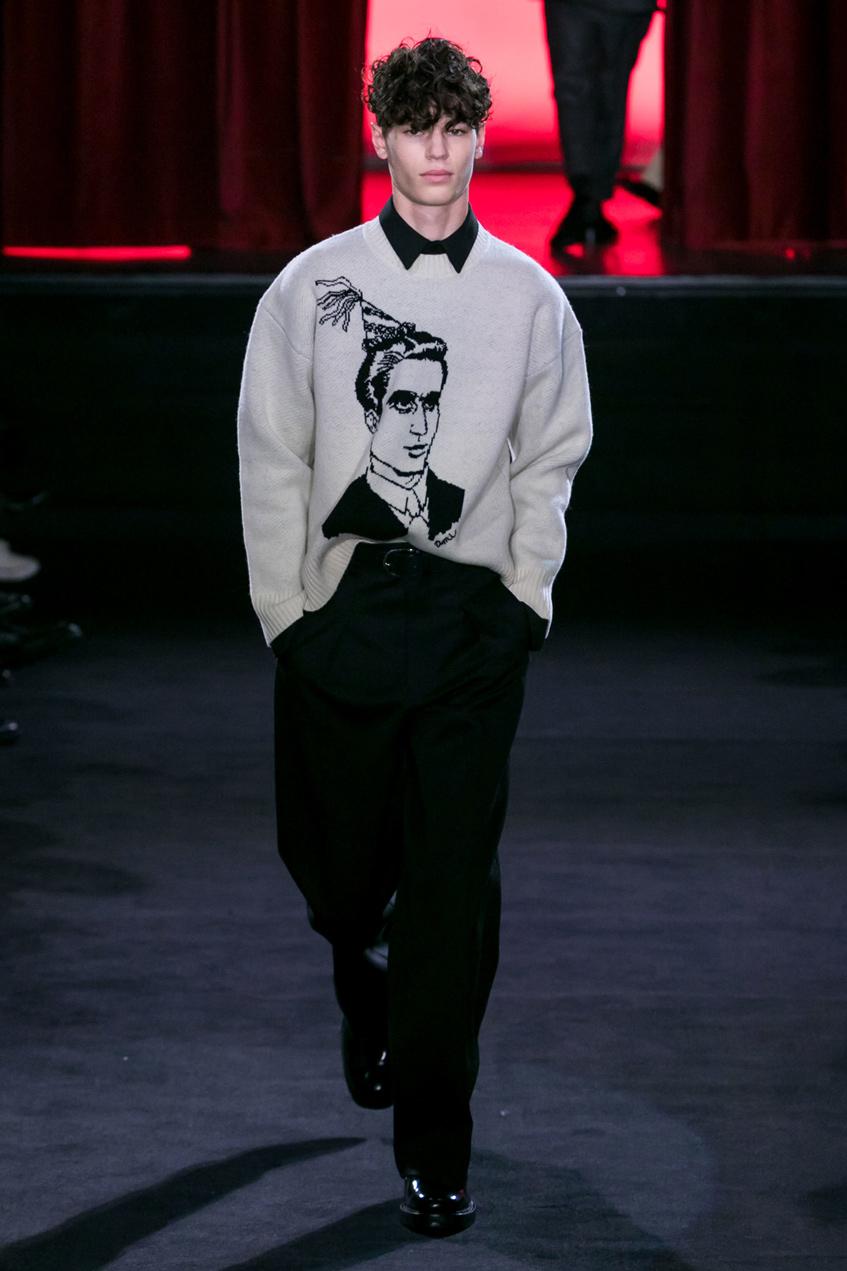 свитер Ami