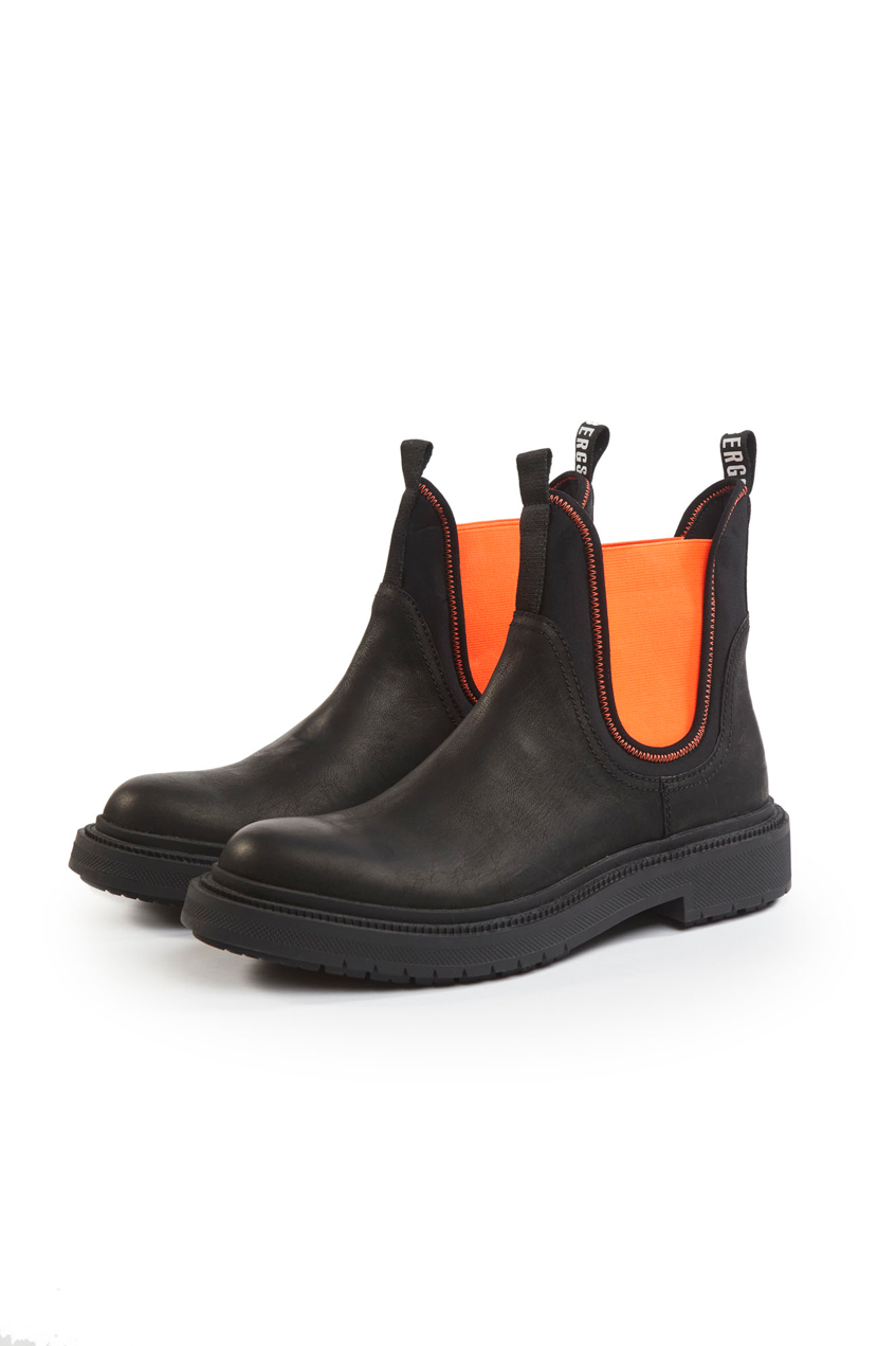 ботинки BIKKEMBERGS