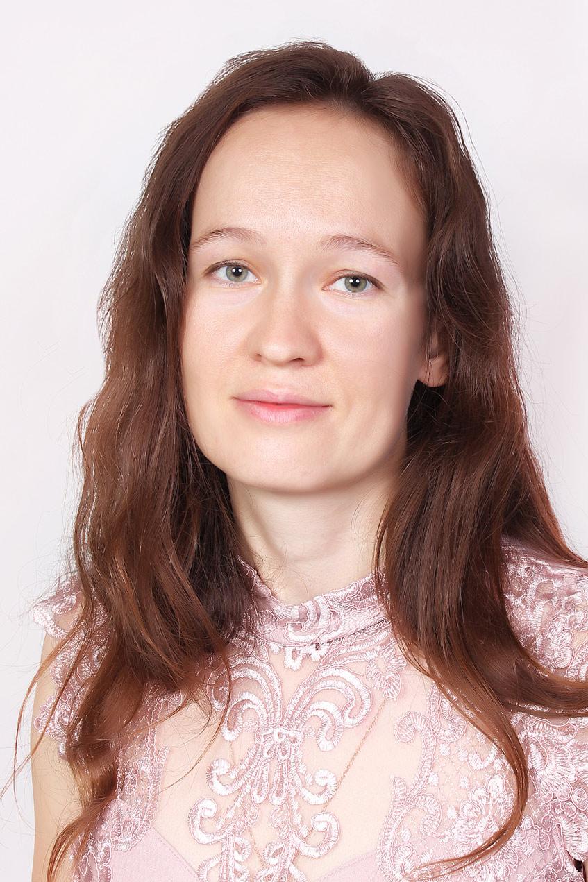 Бондарева Надежда Сергеевна