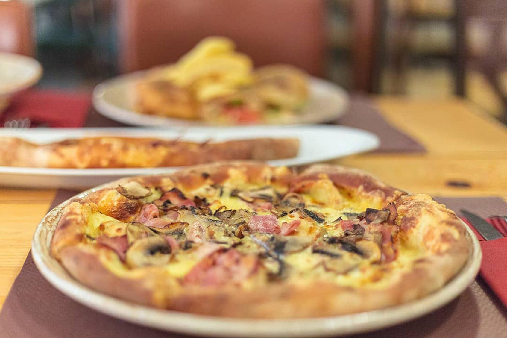 пиццерия Di Giorgio коринф