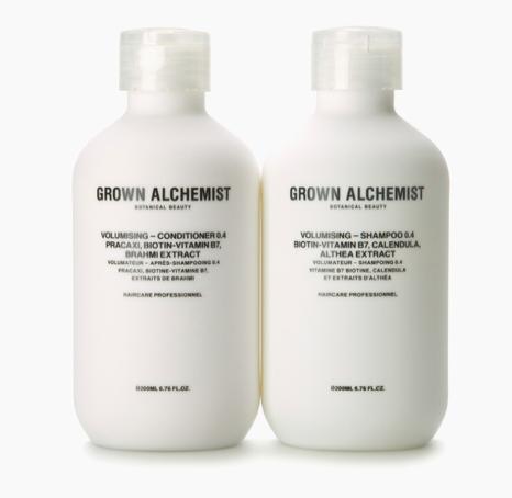 Набор для придания объема волосам от Grown Alchemist
