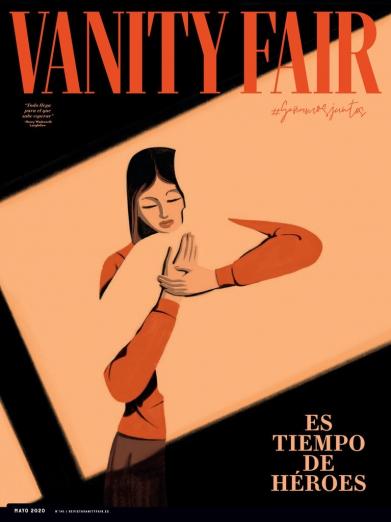 Vanity Fair май 2020