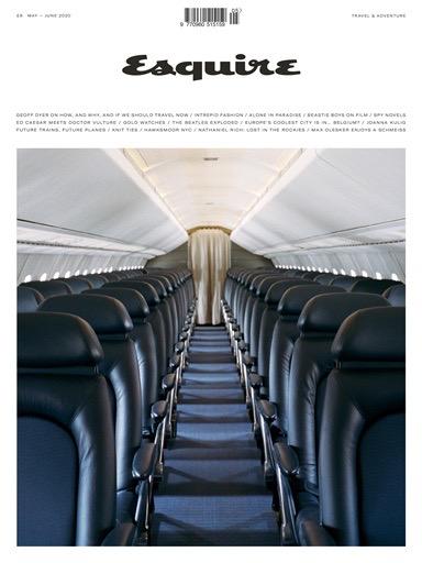 Esquire май-июнь 2020