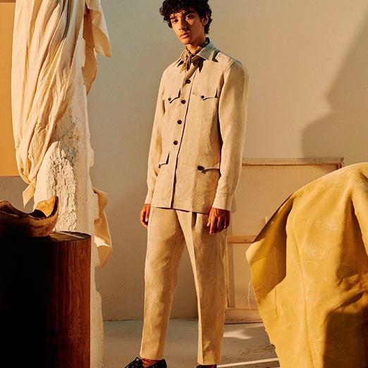 На Mr Porter теперь можно приобрести вещи итальянских дизайнеров