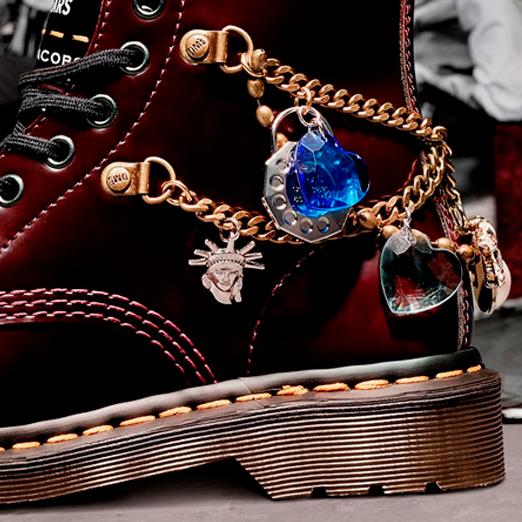 новые ботинки dr martens и marc jacobs