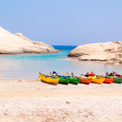 острова и города греции