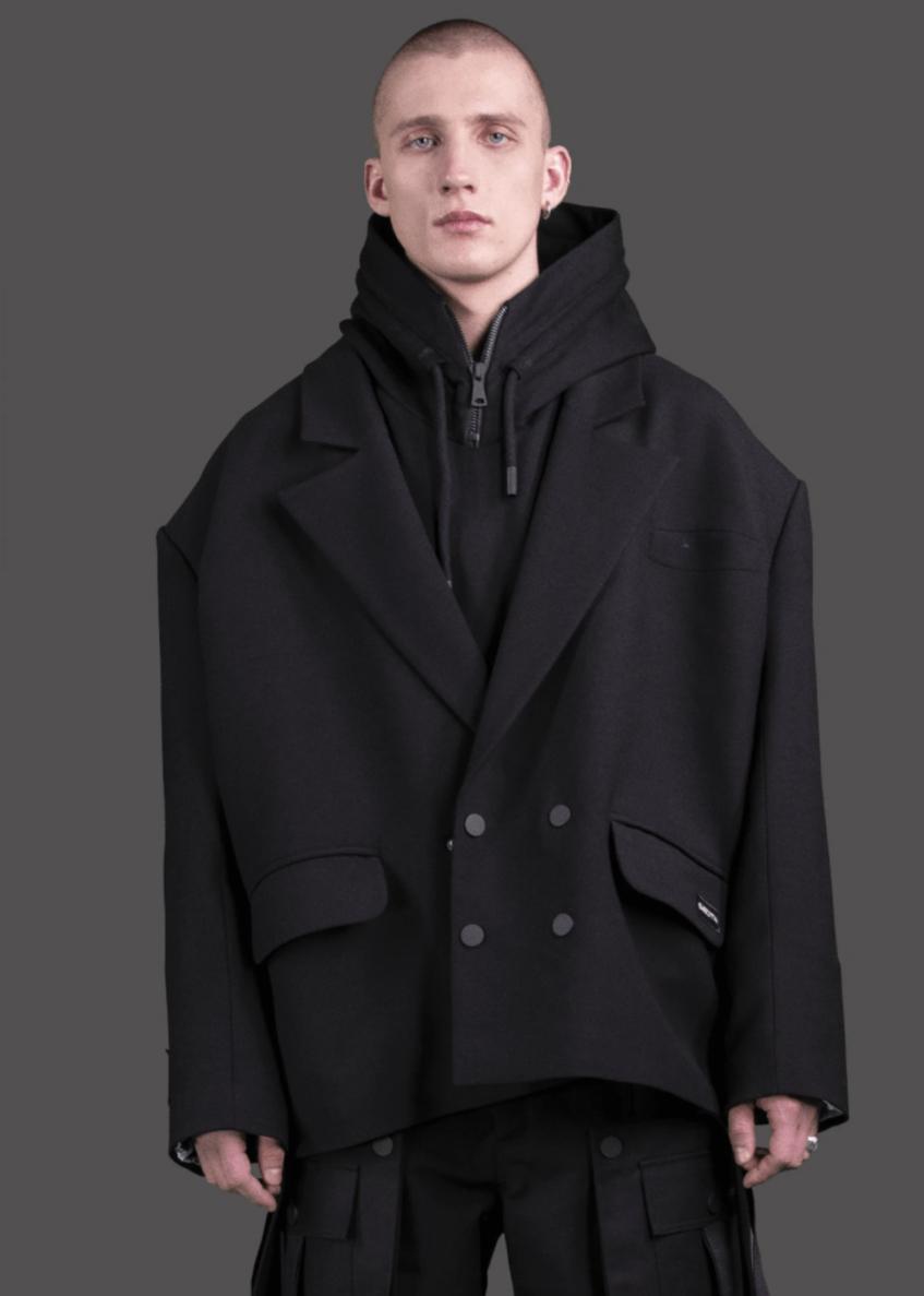 двубортный пиджак Sekta Uniform