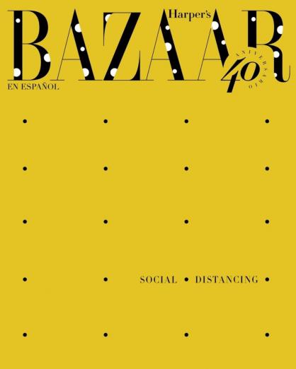 Harper's Bazaar Mexico май 2020