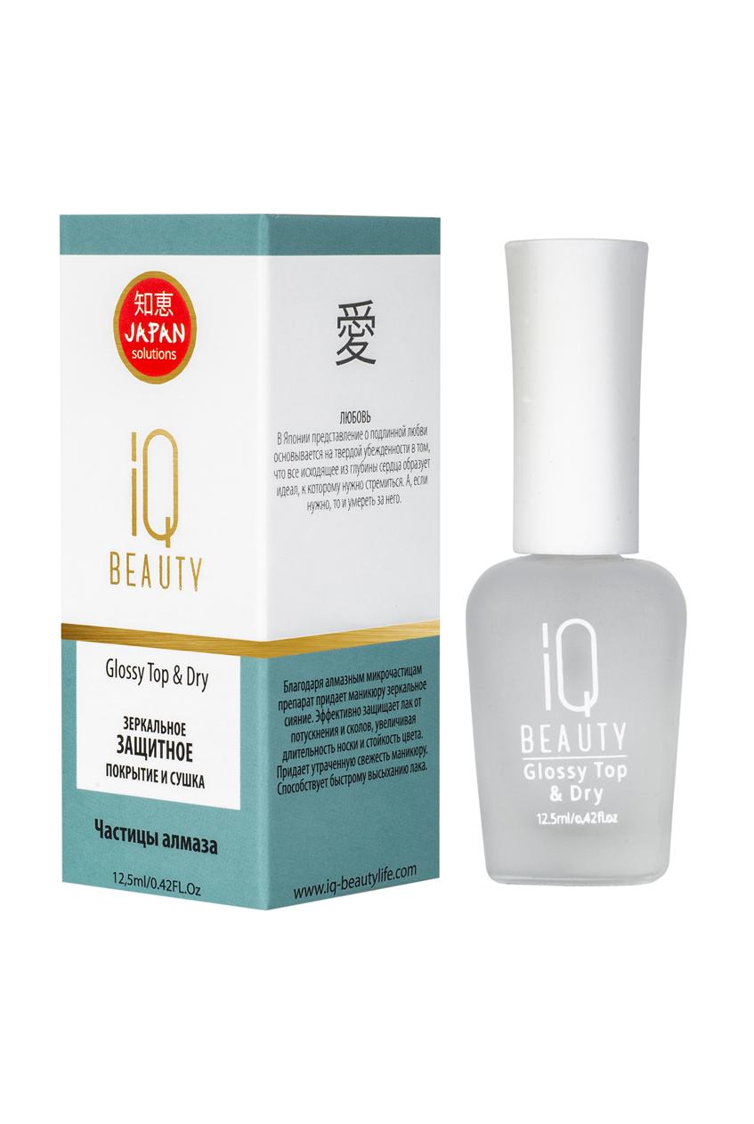 Лечебные лаки для ногтей от IQ Beauty