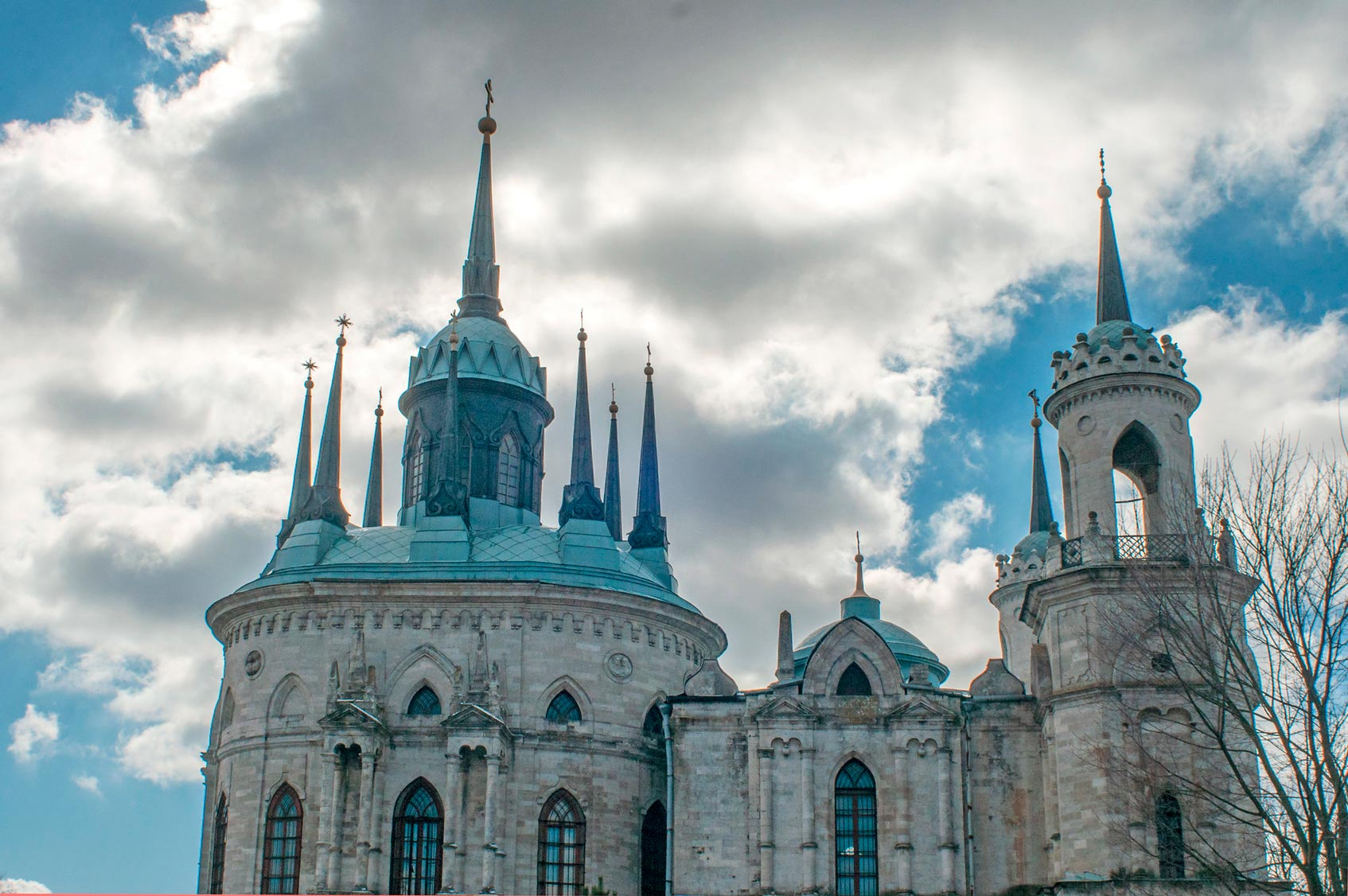 Церковь Владимирской иконы Божией Матери в Быково, Владимирская церковь