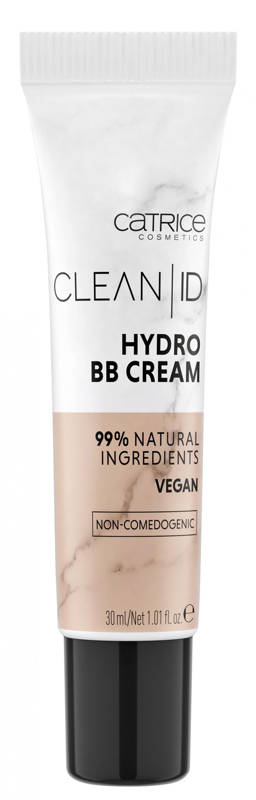 Увлажняющий BB-крем Clean ID Hydro BB cream CATRICE