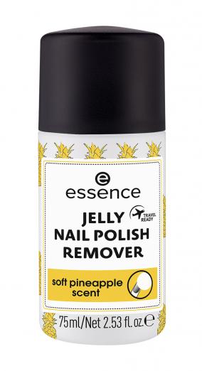 Средство для снятия лака Jelly nail polish remover от essence