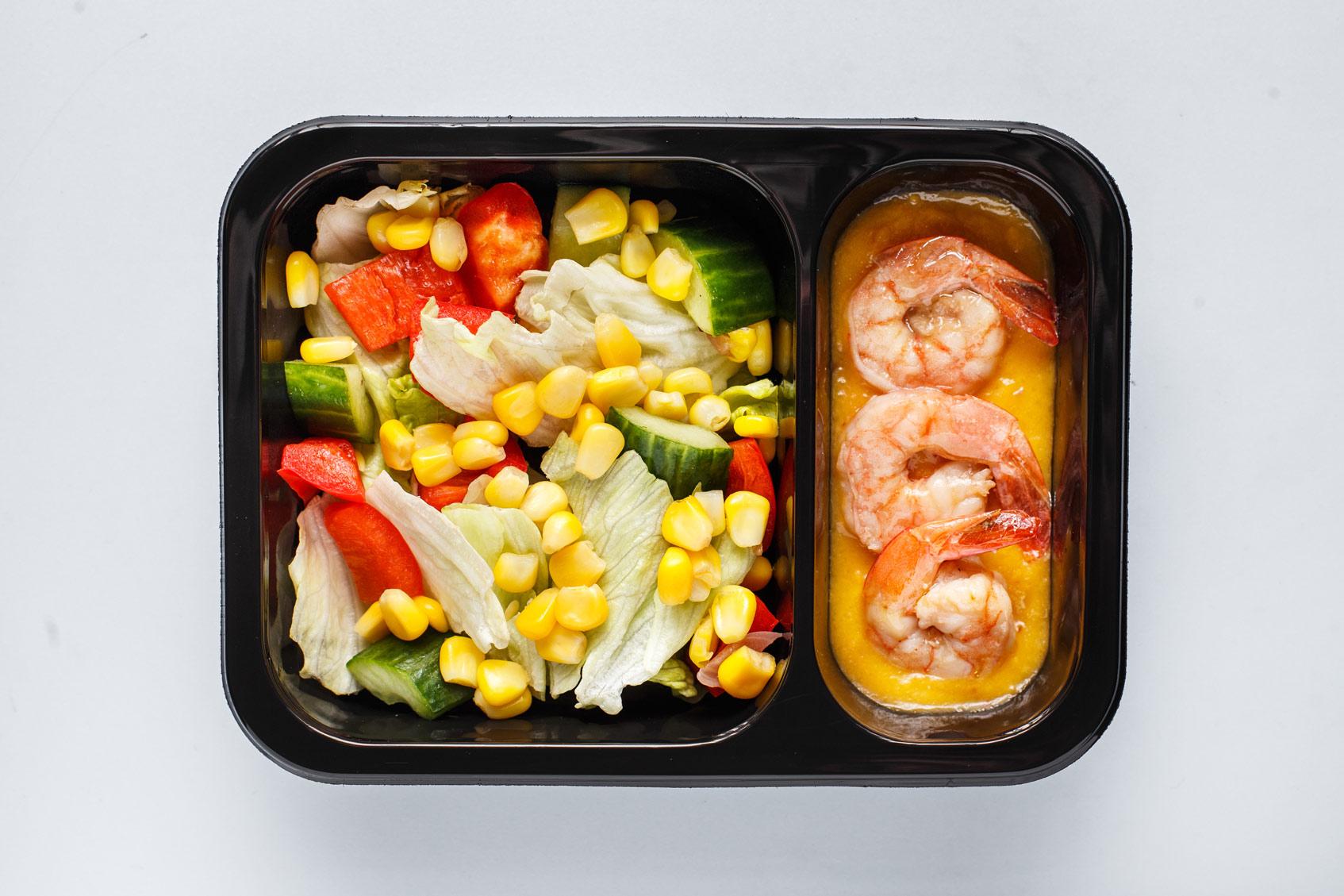 еда из контейнеров grow food