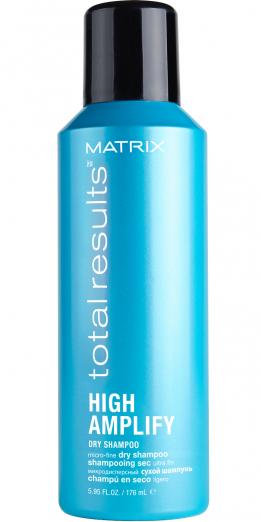 Мелкодисперсный сухой шампунь из гаммы High Amplify от Matrix
