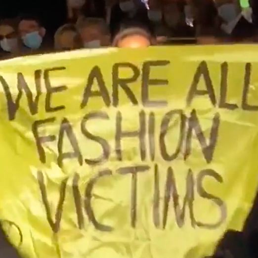 we are all fashion victims мы все жертвы моды