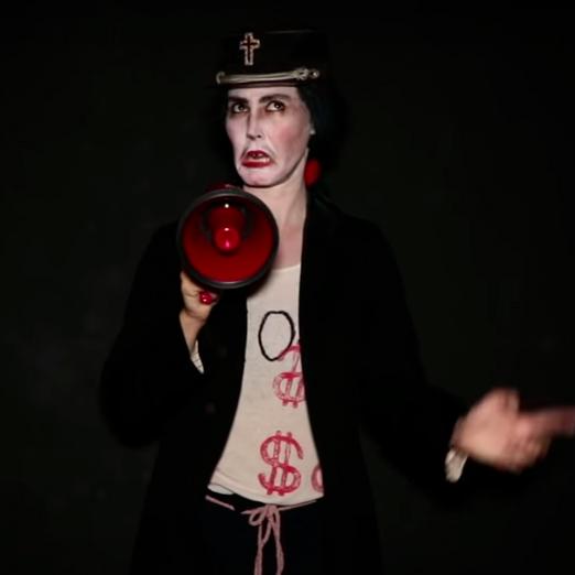 Американский дуэт CocoRosie записал песню в поддержку Беларуси