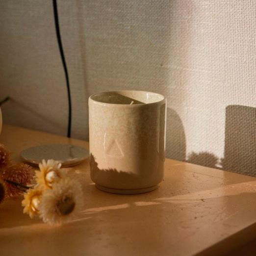 ароматические свечи ikea и byredo